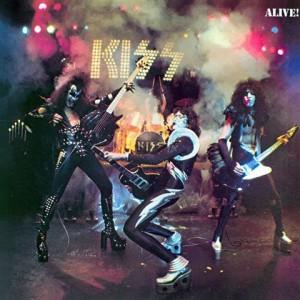 Best Hard Rock Albums, KISS Alive