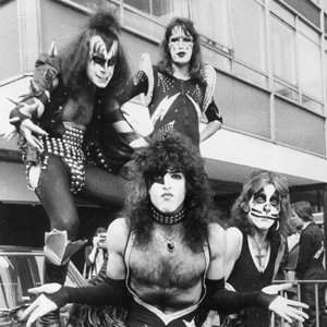 KISS covers